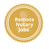 Remote Notary Jobs