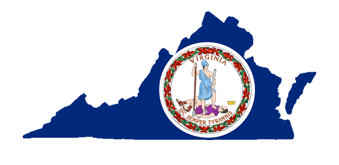 state of virginia image