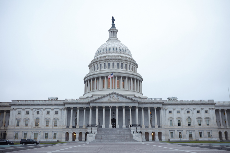 The Secure Notarization Act is being brought back in the Senate